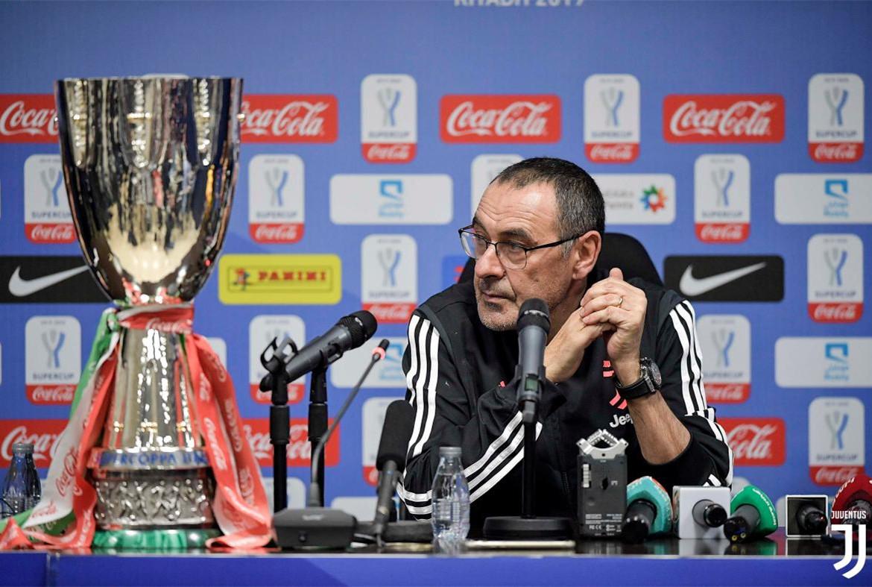 萨里:我很享受训练尤文,惊讶蓝鹰近几年都没打进欧冠