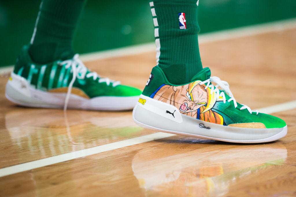 """德文韦德照片_今日球鞋:斯马特上脚""""龙珠""""Puma,拉塞尔上脚WOW1_虎扑NBA新闻"""