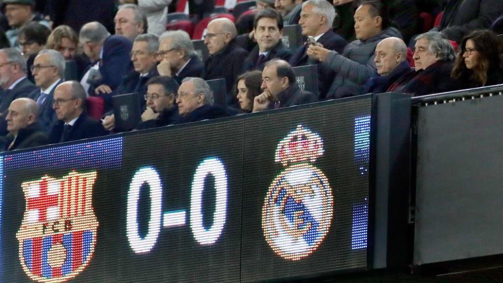 马德里大区主席飞赴沙特,观看皇马马竞的超级杯决赛
