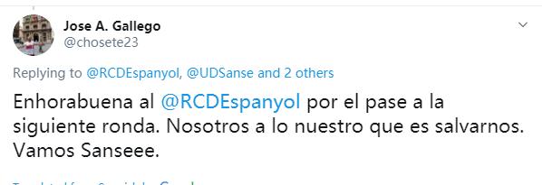 西班牙人球迷之声:德托马斯表现不赖,除了不传球给武磊