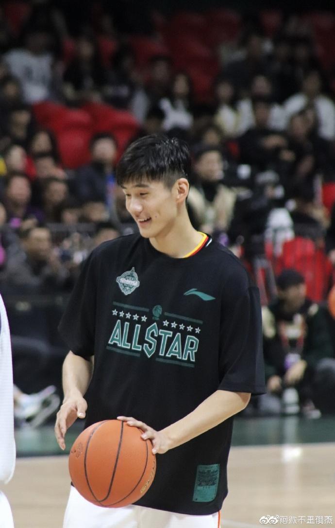 王俊杰:享受这次旅程与经历,努力在联赛中做好自己