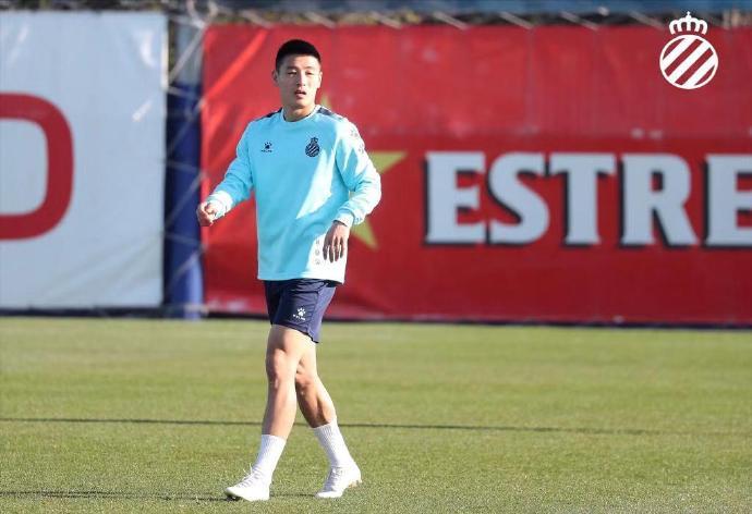 武磊:我们从来没有想过降级,我肯定会一直在西班牙人