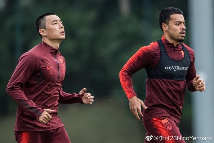 李可:非常荣幸能参加国家队集训,是时候准备新赛季了