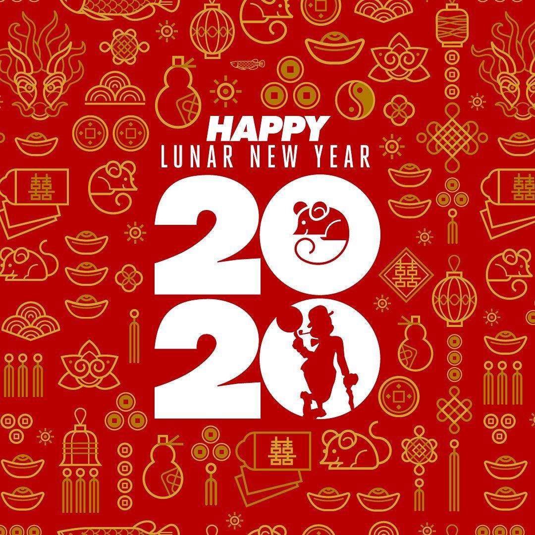 新年快乐!凯尔特人更新Ins晒拜年海报,庆祝农历新年