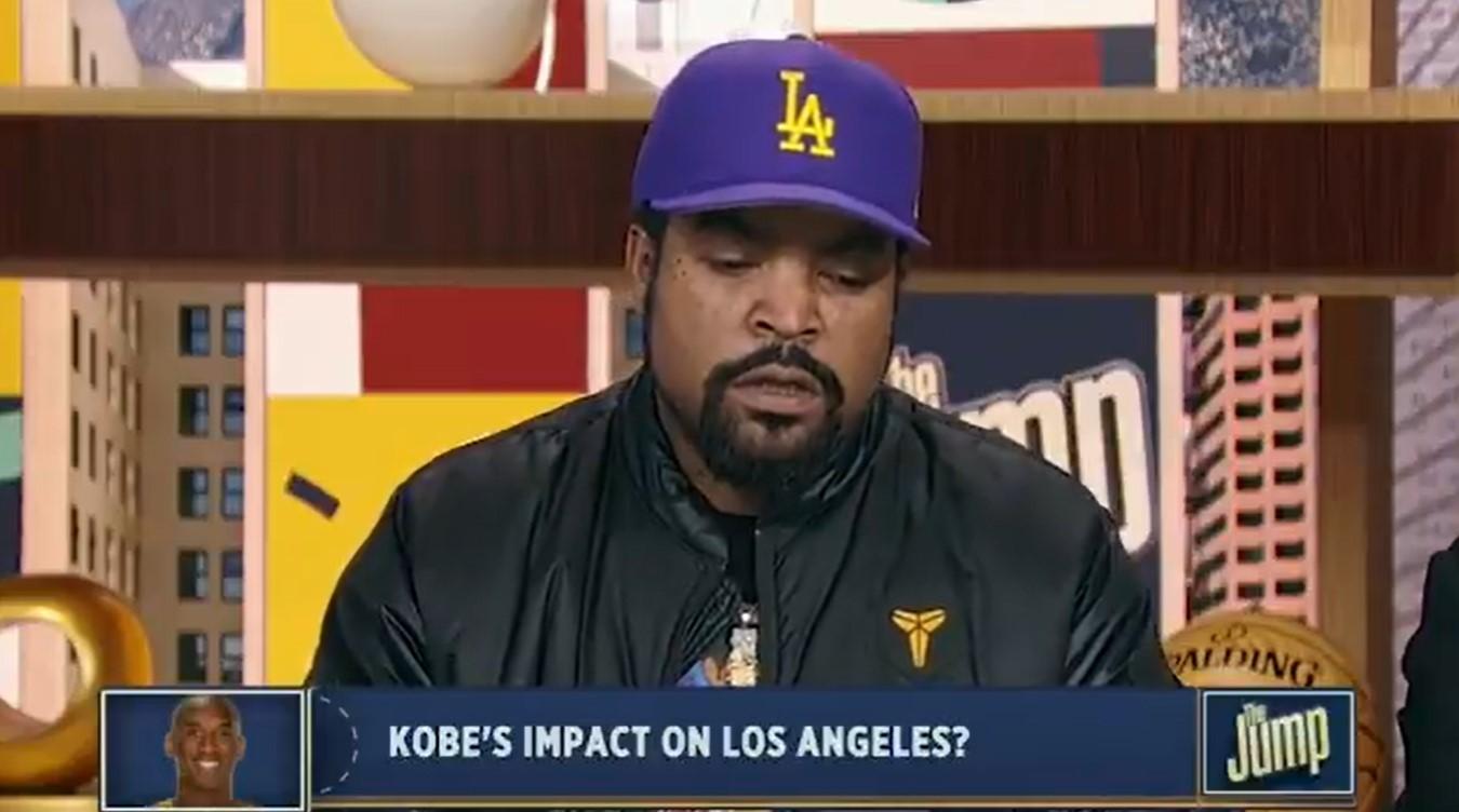 Ice Cube谈科比逝世:因为他是科比,他早晚会回来的