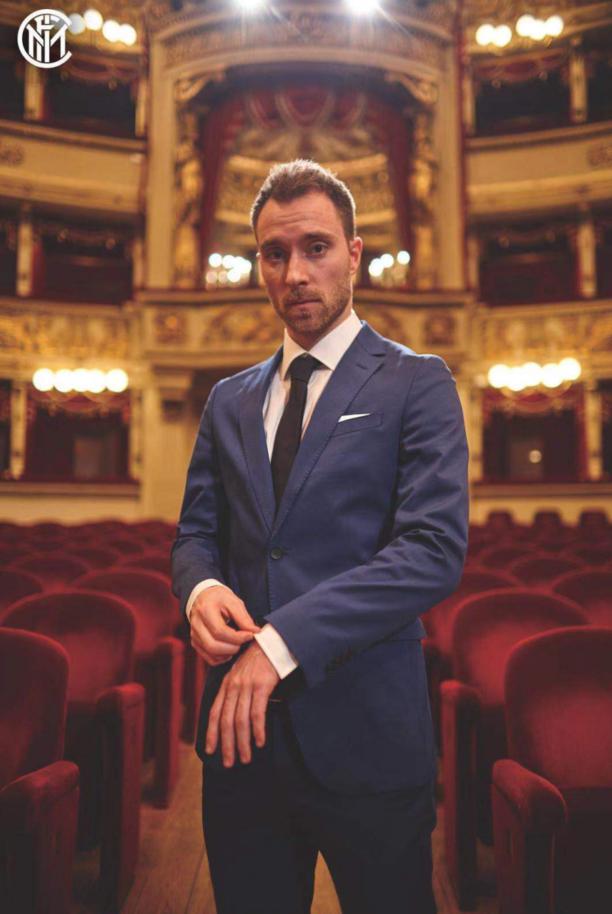 埃里克森加盟冲进微博热搜,国际米兰歌剧院官宣尽显优雅