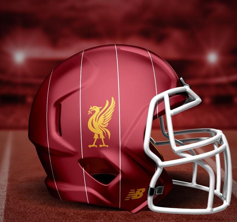 美国春晚激战正酣,来看看足球球队版的超级碗头盔