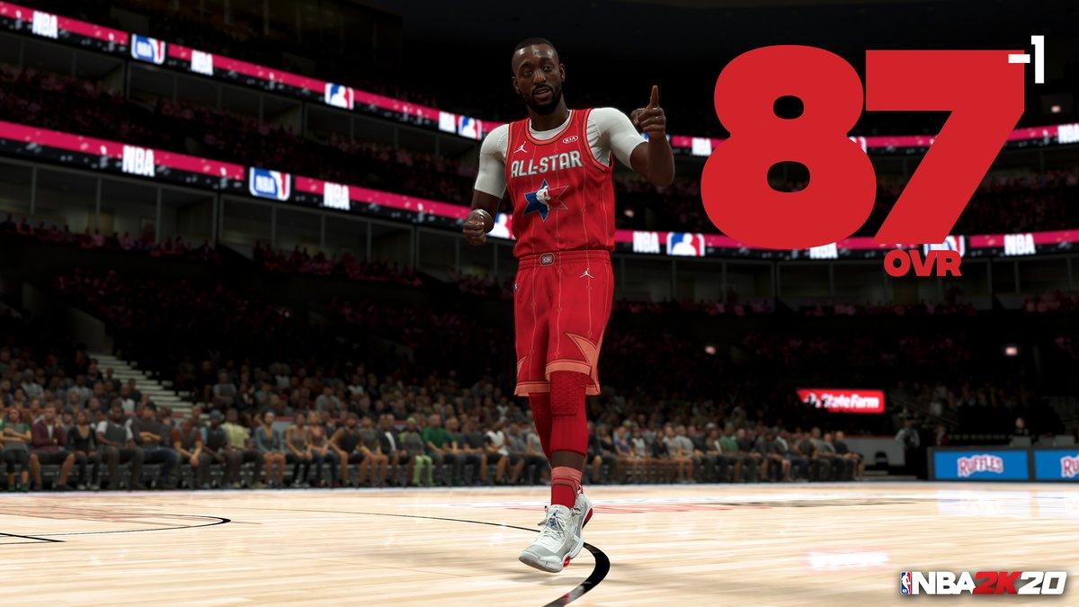 NBA2K更新部分球員的能力值:Lillard升至94、「技安」84、大帝下跌至90。-黑特籃球-NBA新聞影音圖片分享社區