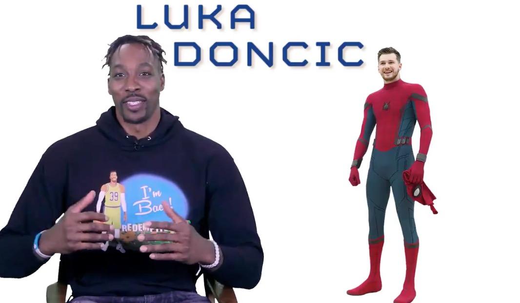 【影片】Howard為聯盟眾人設計超級英雄形象:詹姆斯鋼鐵人,Silver薩諾斯!-黑特籃球-NBA新聞影音圖片分享社區