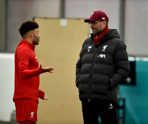 张伯伦:永远不会安于现状,我还想为利物浦做更多