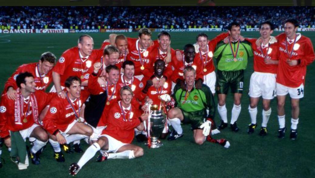 内维尔:我认为2008赛季曼联比1999年三冠王赛季更出色