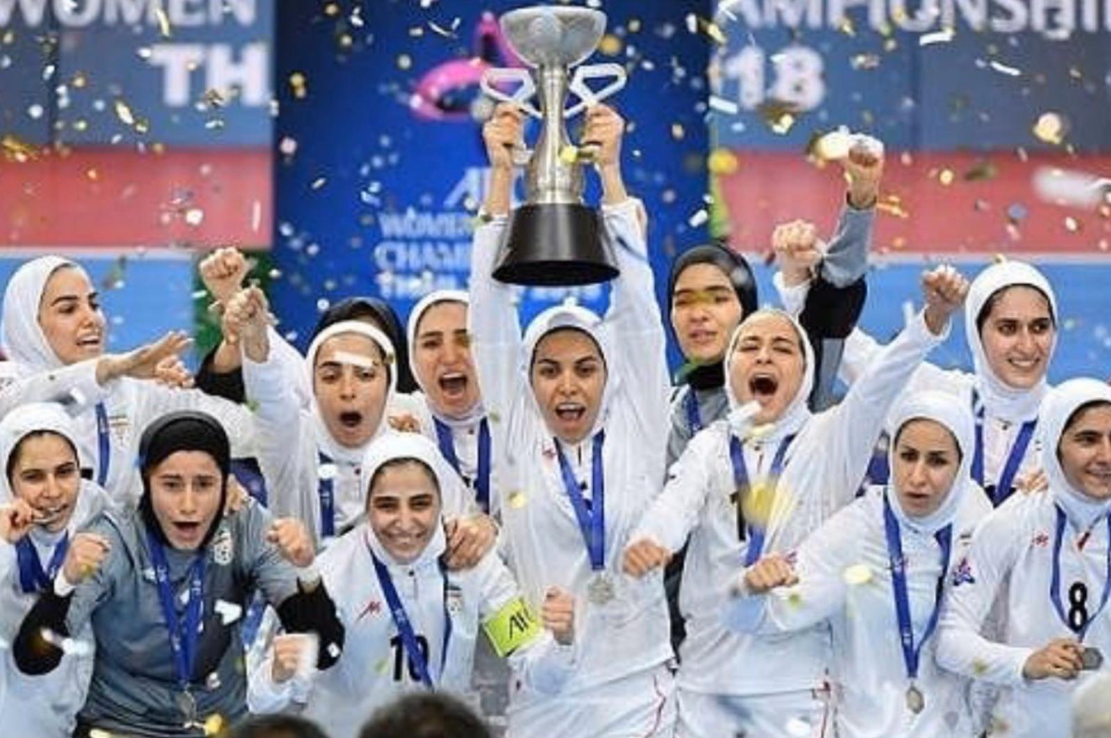 伊朗室内五人制女足球员因新冠肺炎去世,年仅23岁
