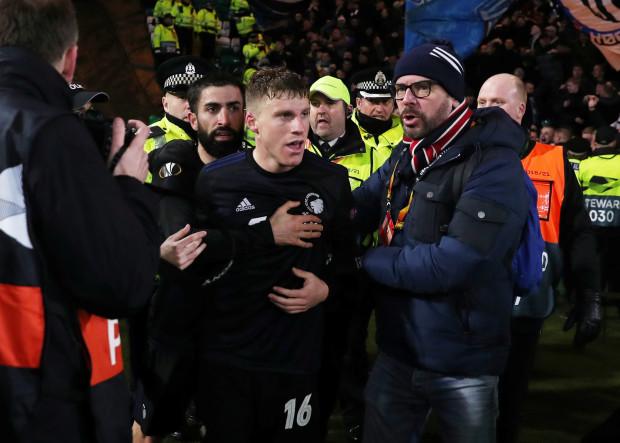 踢嗨了?哥本哈根进球功臣被控比赛中袭击格拉斯哥警方