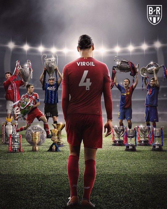 唉!B/R海报:利物浦没有了赛季不败,现在也无缘三冠王