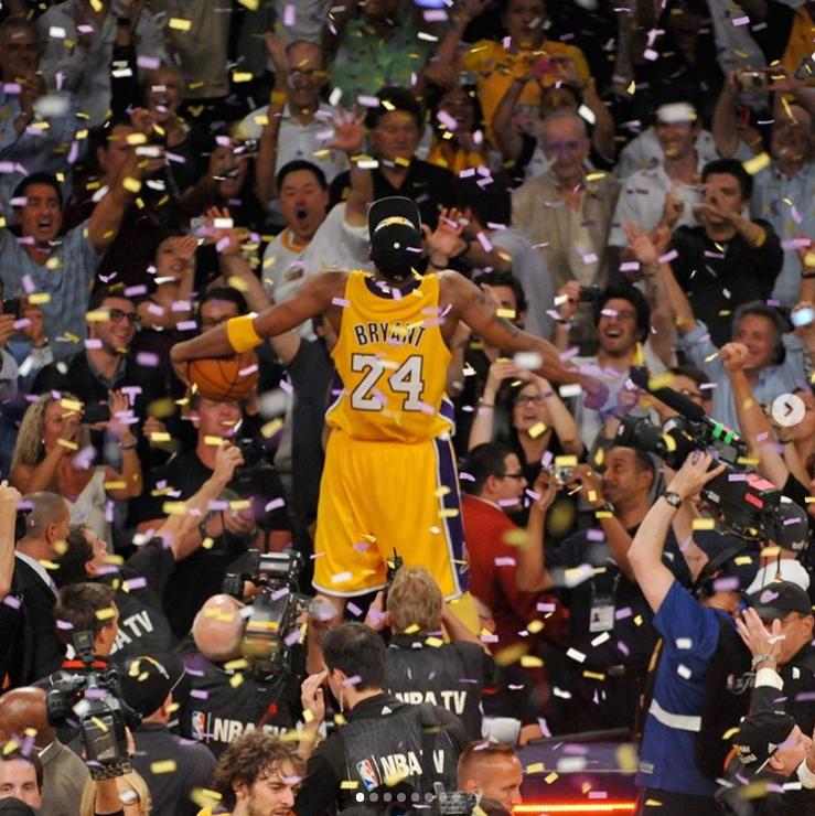 NBA官方回顾湖人2009