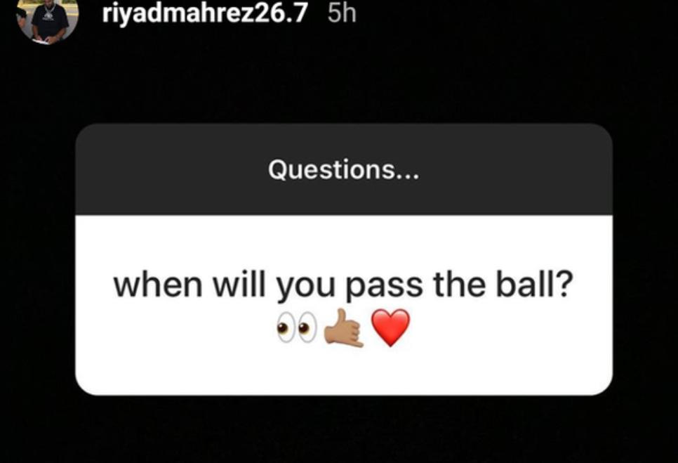 热苏斯打趣马赫雷斯:你到底什么时候才会把球传给我?