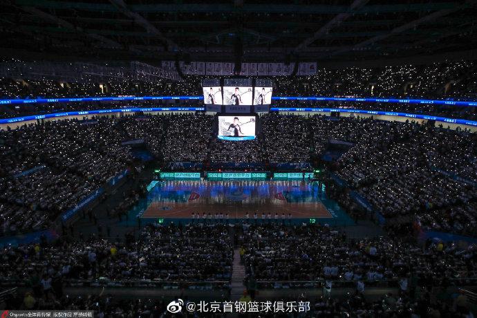 北京男篮清明节缅怀吉喆:永远怀念我们的51号