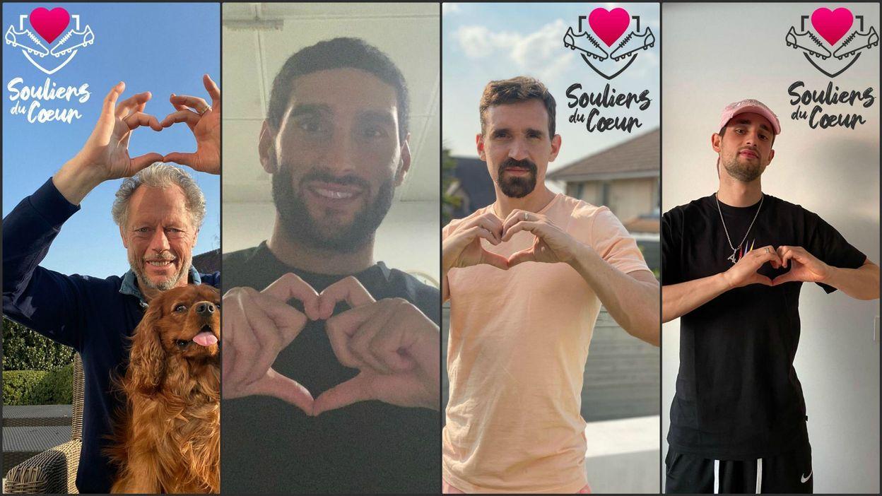 献爱心!费莱尼联合众球员向基金会捐款抗击比利时疫情