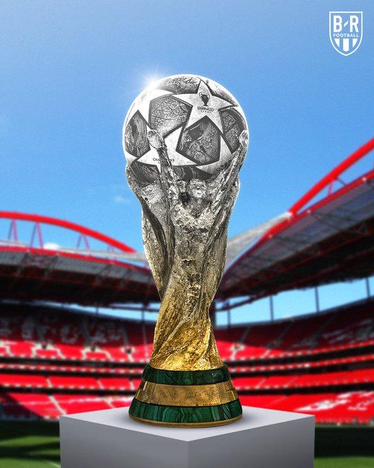 B/R海报:欧冠8月7日开打,3周踢26场比赛,一切都回来了