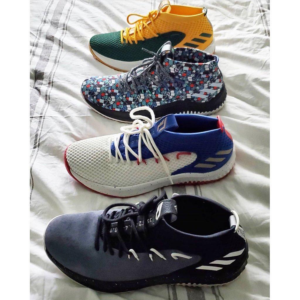 利拉德晒死忠粉球鞋收藏:你最喜欢哪一代的利拉德战靴?插图(2)