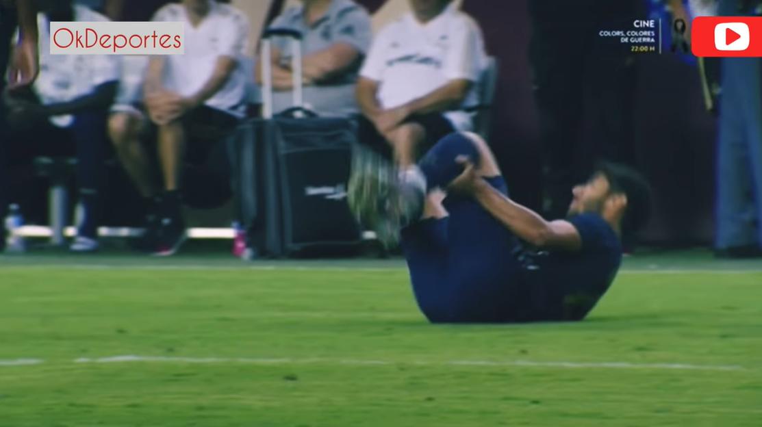 阿森西奥纪录片回忆韧带伤病:当时我躺在地上哭了