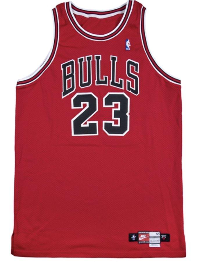 乔丹98年东决G3和G4身穿球衣竞拍价格已超过20万美元插图(2)