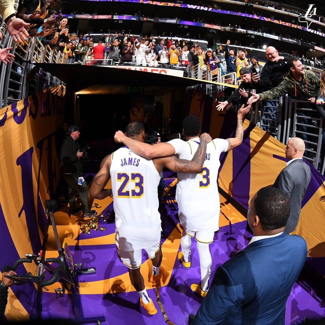 湖人官宣衝冠陣容!Howard確定參賽,洛城德比成首日焦點,具體賽程曝光!-黑特籃球-NBA新聞影音圖片分享社區