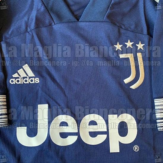 新赛季客场球衣曝光:蓝色主调+袖口涂鸦条纹规划