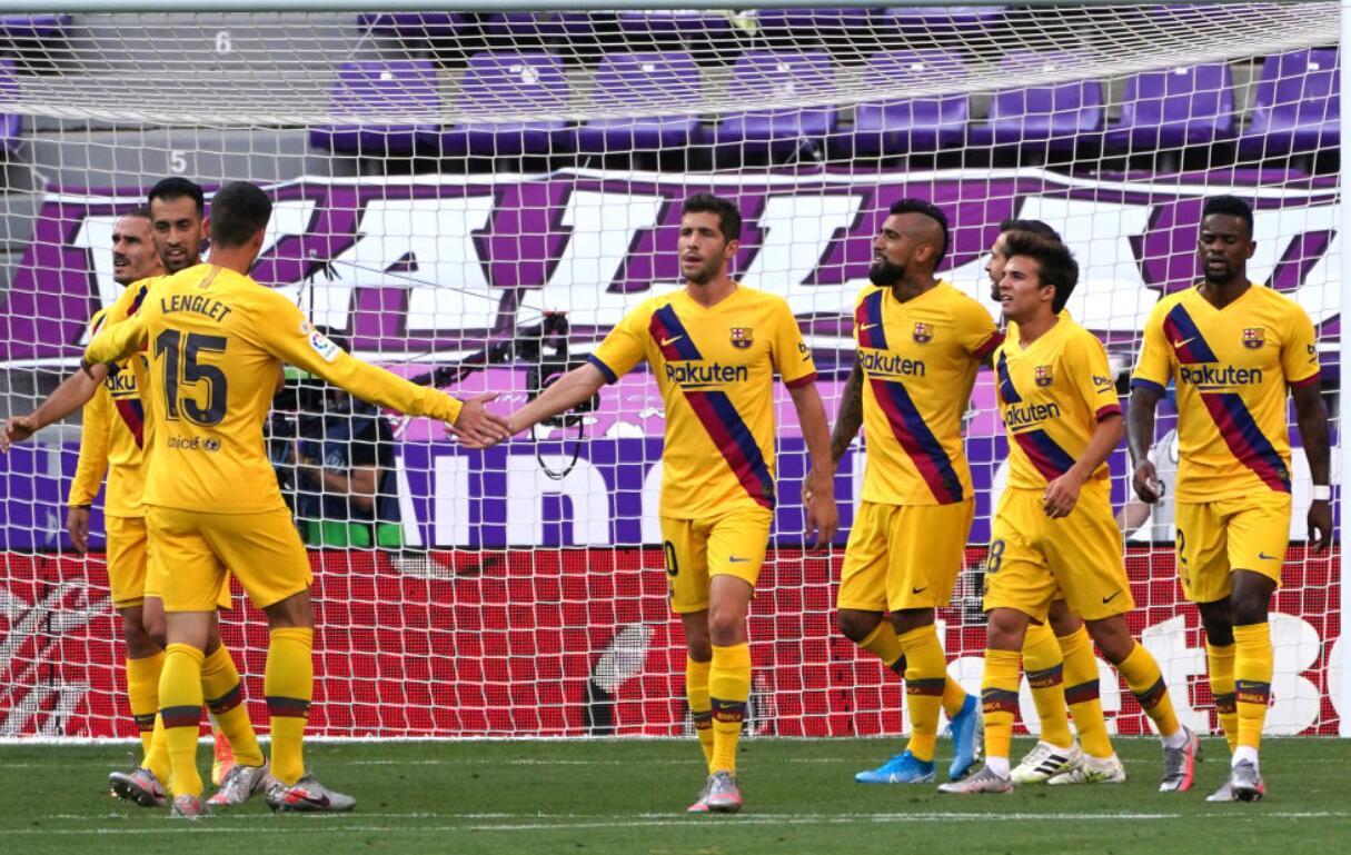 制胜进球+4次拦截,比达尔破门助巴萨取胜获评8.1分