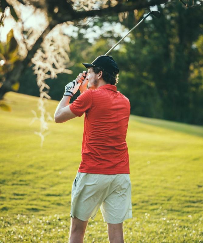 国王官推晒出波格丹等球员打高尔夫相片
