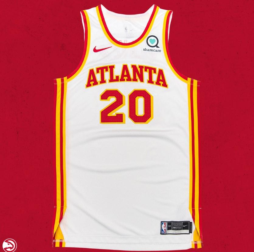 亨特谈老鹰新球衣:红色的最好看,毫无疑问