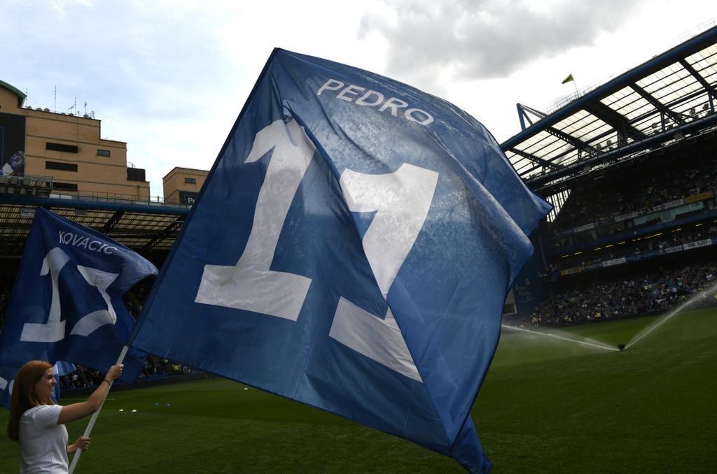 佩德罗:蓝色永存我心,让我们为冠军而战!