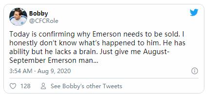 """埃默松表现糟糕引球迷群嘲:他有实力但是""""没脑子"""""""