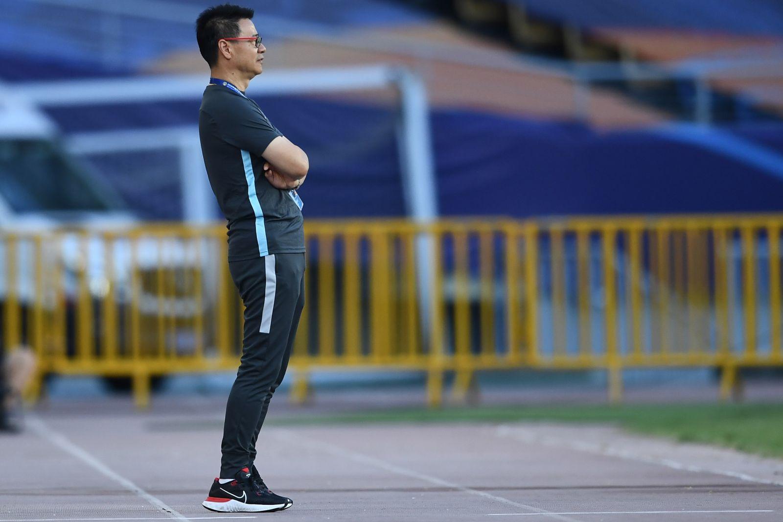 """国际足球东体:""""金""""身未破""""贵""""在坚持,3-3让吴金贵坐稳帅位"""