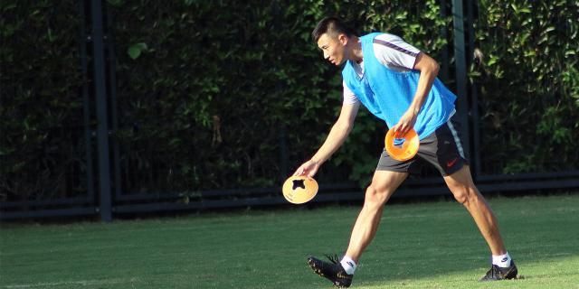 周海滨:很享受国青训练员国际足球新闻的角色,未来目标赴国外执教