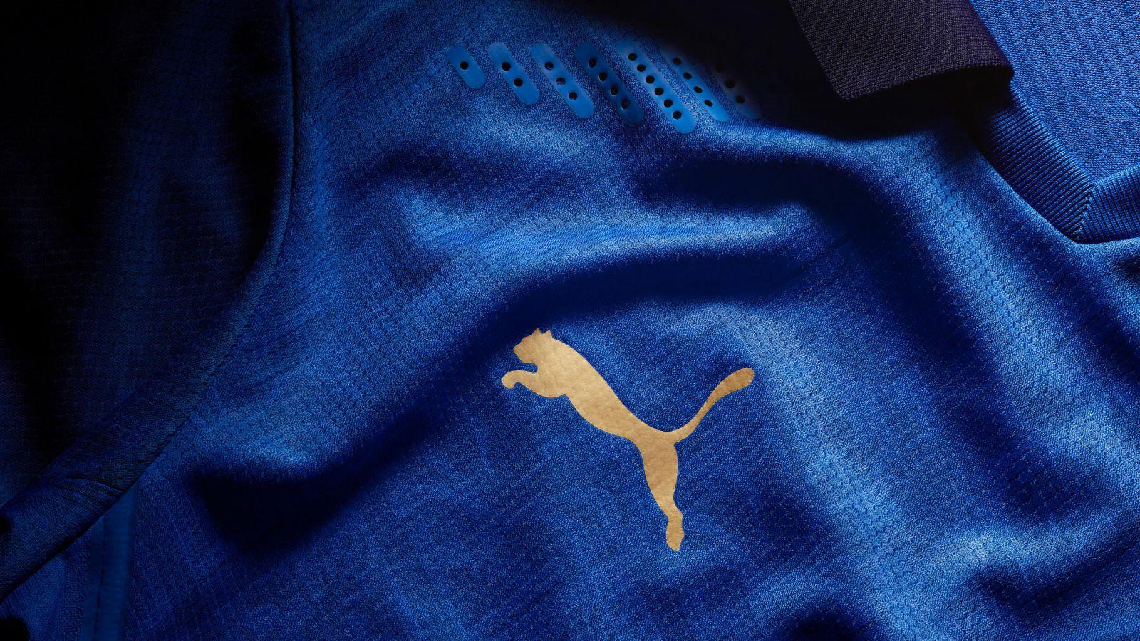 意大利队发布新版主场球衣,设计灵感源自文艺复兴