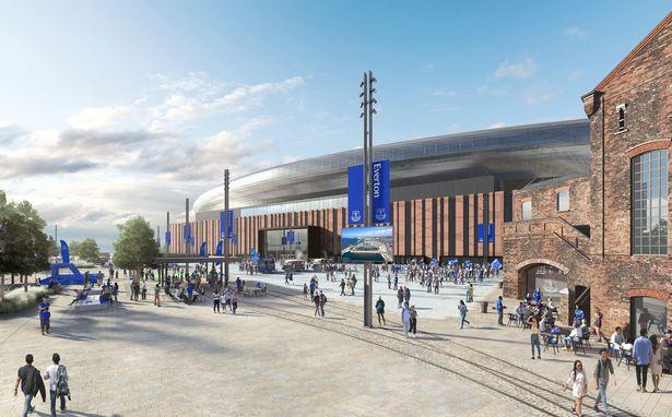 镜报:埃弗顿搬离古迪逊,5亿新球场预计2023