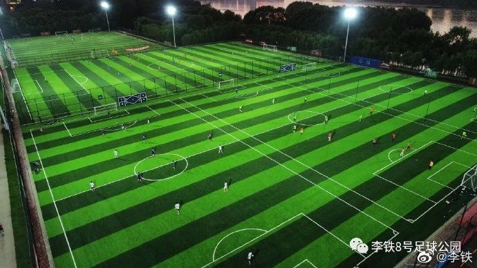 李铁:李铁8号足球公园升级改造,已是全国最好青训场地 第2张