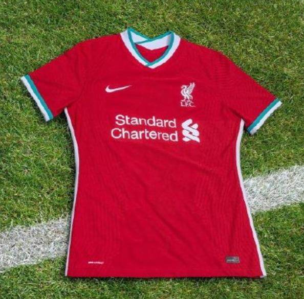 阿森纳主场球衣取代利物浦球衣,成为英格兰最受欢迎球衣 第3张