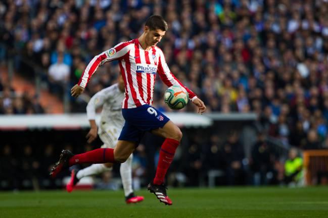 前教练:莫拉塔是顶级前锋,但马竞足球小将并非最契合他的球队