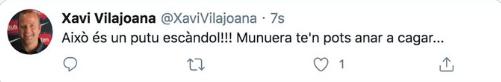 汉口可以放水的店:Barcelona's top leaders angered the national derby referee: too much talk,Get out of here!插图(1)