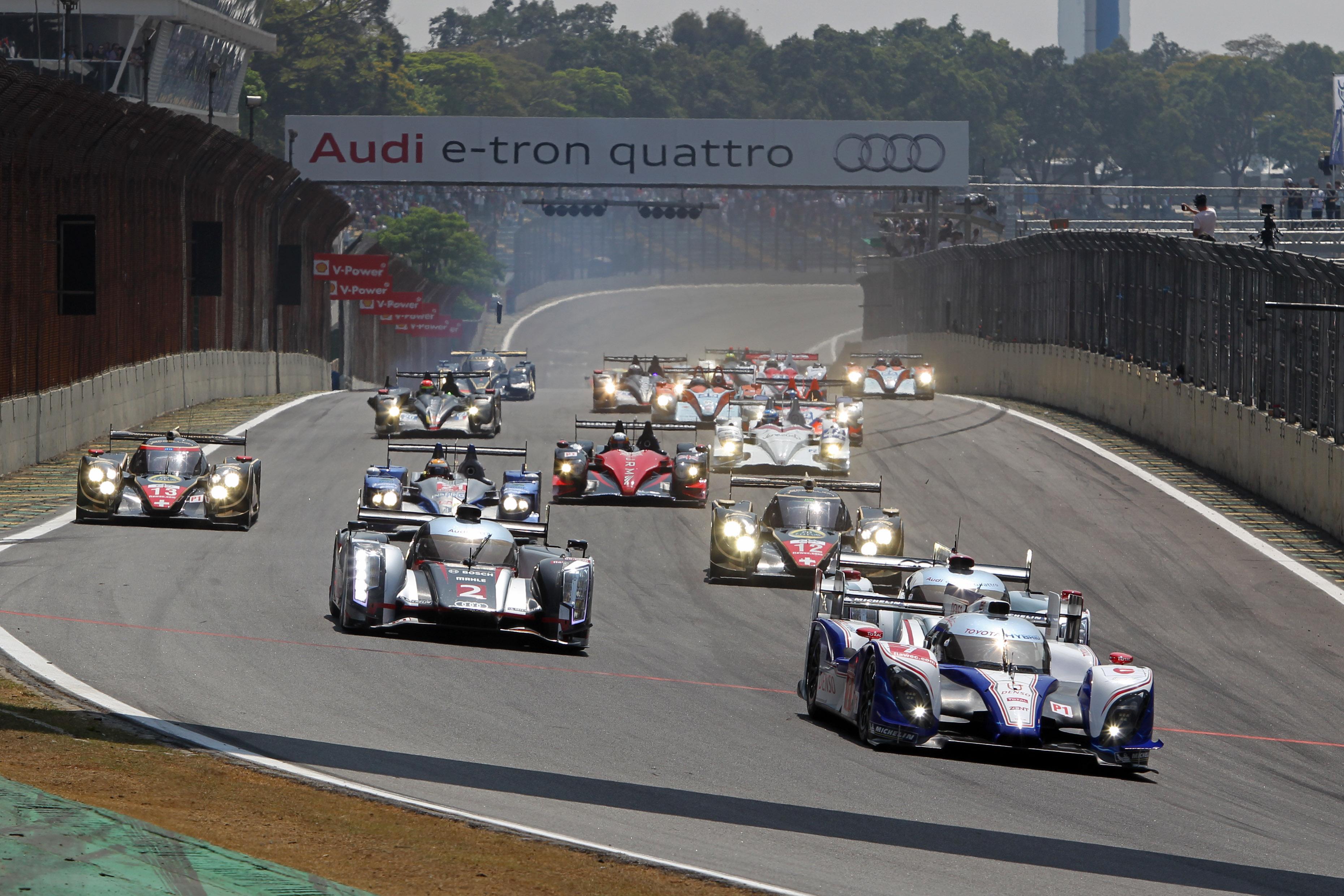 FIA WEC: 世界耐力赛进入全新纪元