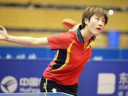 乒乓球全锦赛:辽宁女团3-2北京夺冠
