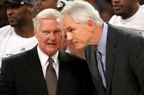 库普切克:杰里-韦斯特是NBA最好的球队高管