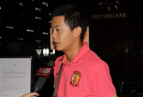 郜林盼胜利,黄博文:不想平?我们要赢