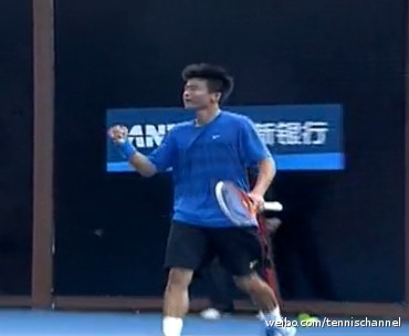 吴迪外卡赛夺冠进澳网男单正赛