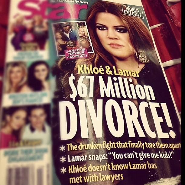 跟卡戴珊离婚?奥多姆辟谣:我们很幸福