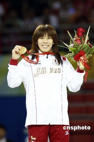 日本摔跤名将吉田沙保里望实现14连冠