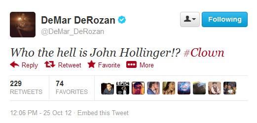 ESPN专家看衰猛龙,德罗赞发飙骂人