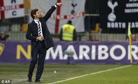 博阿斯:热刺表现略急躁,欧联杯还有机会
